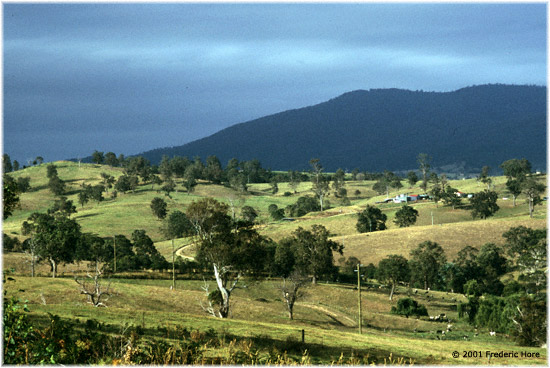 Bega River Valley, NSW