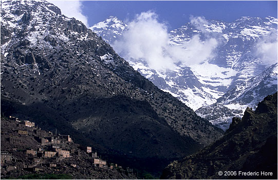 Aroumd, High Atlas Mountains