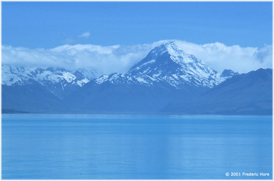 Lake Pukaki, South Island