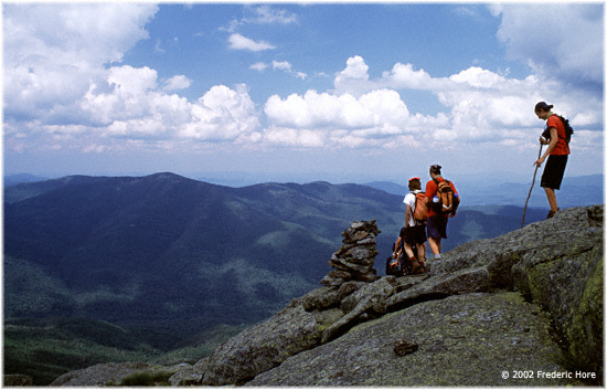 Mt Wright, Adirondack High Peaks, United States