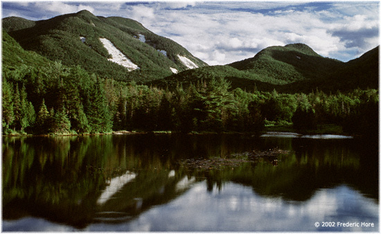Marcy Lake, Adirondack High Peaks, United States