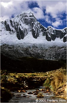 Cordillera Blanca, Andes Mountains
